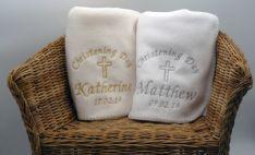Christening Blankets